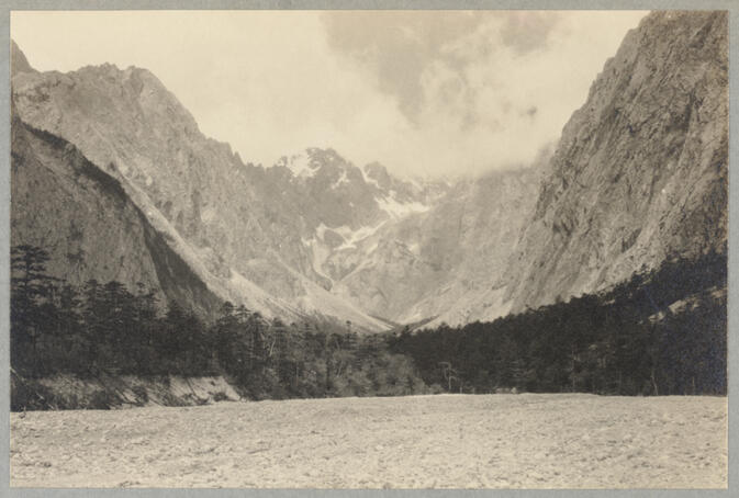 Mountains June 3, 1922