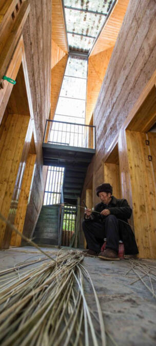 Earthquake-proof' homes in Yunnan set new architectural