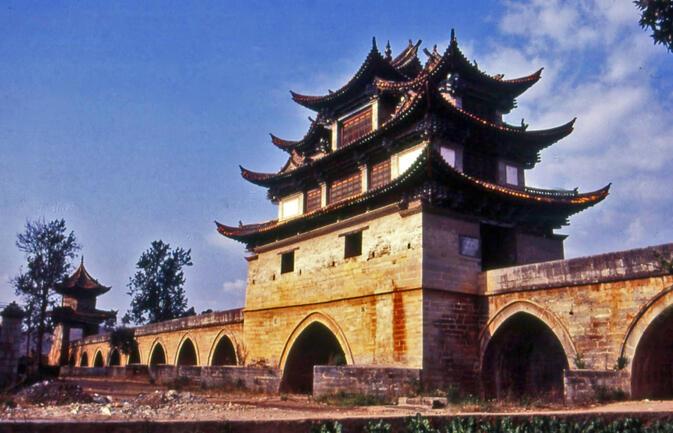 exploring history jianshui through the ages gokunming