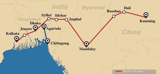 Chinese diplomat proposes bullet train to India - GoKunming