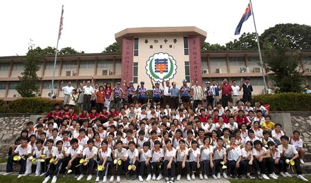Huaren High School, Batu Pahat