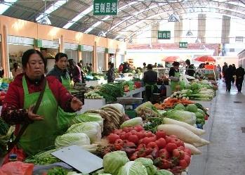 Kunming markets reopening after hygiene upgrade