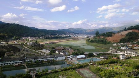 The city of Cangyuan
