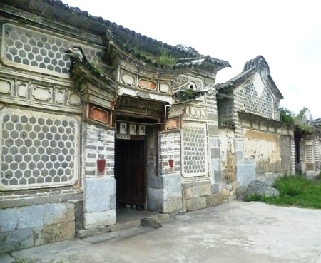 Traditional Bai architecture is Xizhou's biggest draw