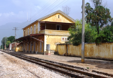 Mengzi was a stop on the French-built railway that once linked Kunming with the Vietnamese seaport of Hai Phong