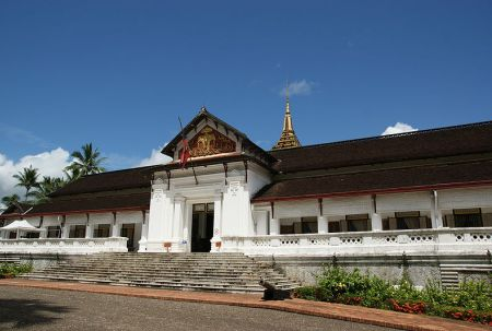 Haw Kham National Museum, the former royal palace
