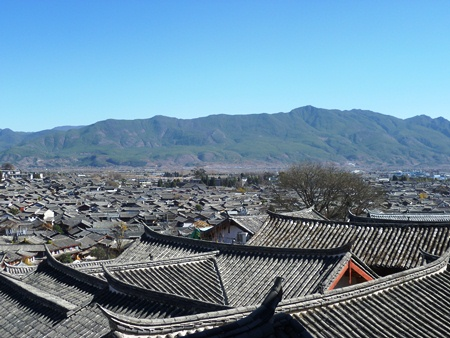 The warrenlike old town of Dayan is Lijiang's top draw