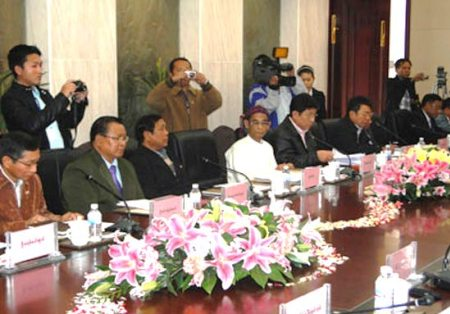 Talks between Myanmar and Kachin leaders in Ruili failed to yield results