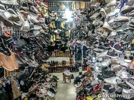 second hand shoes shop near me