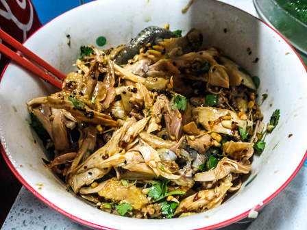 Recipe shredded chicken with chili sauce gokunming forumfinder Images