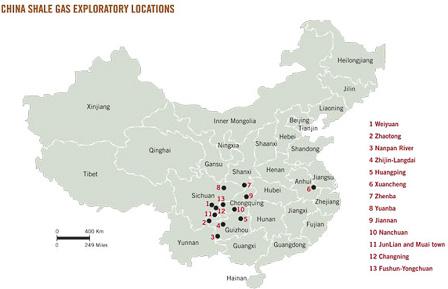 Fracking Comes To Southwest China Gokunming