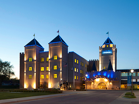 Sanford Children's Hospital in Sioux Falls, South Dakota