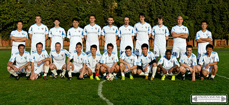 2012 official Kunming FC team photo