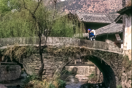 Lijiang's Dayan in quieter days
