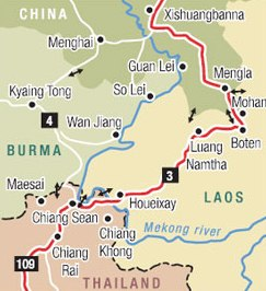 Kunming-Bangkok road: Trade growing, challenges remain - GoKunming