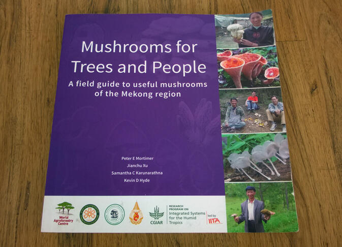 Book Review: Mushrooms for Trees and People - GoKunming