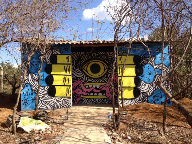 Life in Kunming: A graffiti artist's perspective