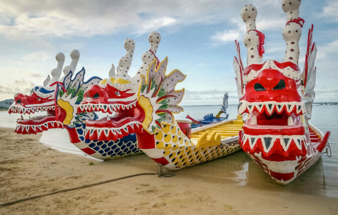 China preparing for Dragon Boat Festival