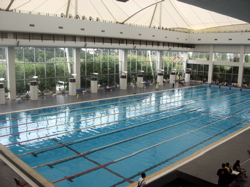 The world-class Hongta pool