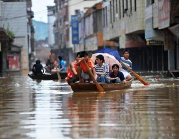 China Coping With Its Third Major Disaster Of 2008 Gokunming