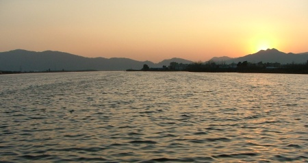 Dianchi Lake: Shallow and vulnerable