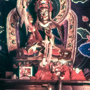 Yufeng Temple statue