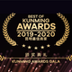 Winners: Best of Kunming Awards 2019-2020