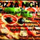 Pizza weekend