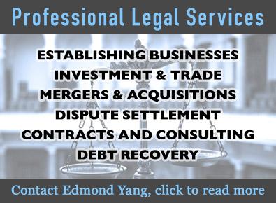 Edmond Yang (Yingke Law Firm)