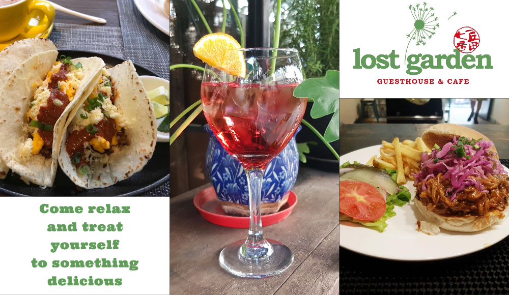 Lost Garden Guesthouse & Restaurant
