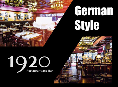 1920 German Restaurant